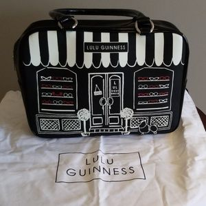 NWT Lulu Guiness Optician bag